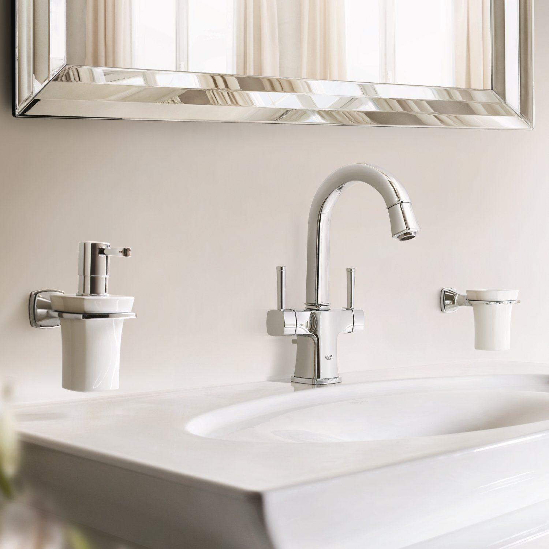 Grohe Grandera Shower System Shower Panels Custom Tile