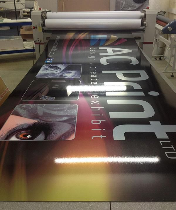 #LargeFormat #Print, #Banner / #Signage  0800 093 2960  sales@acprintltd.co.uk www.acprintltd.co.uk