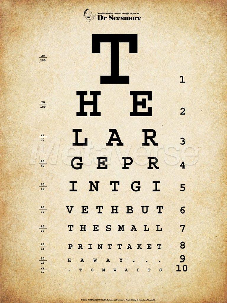 Eye charts eye charts pinterest medical eye charts nvjuhfo Image collections