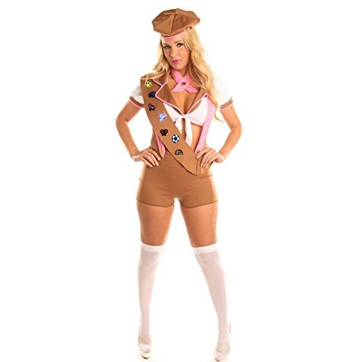 Something similar? Teen girl scout tops