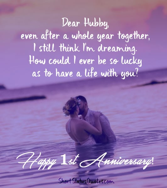 1st Anniversary Status And Captions One Year Anniversary Quotes Love Anniversary Quotes Anniversary Quotes For Boyfriend Anniversary Quotes Funny