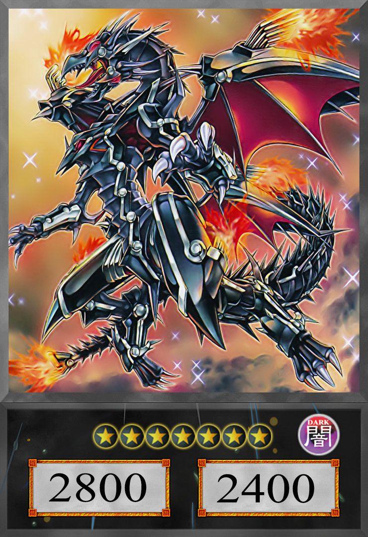 Red Eyes Flare Metal Dragon Anime By AlanMac95deviantart On DeviantArt