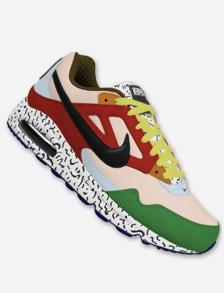 the latest 15b51 a6695 ETTORE SOTTSASS SNEAKER   Tino Seubert. Sottsass-Nike Nike Wedges, Nike  Heels, Sneakers Fashion, Fashion Shoes ...