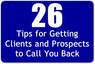 How To Get Your Phone Calls Returned 26 Voicemail Tips For Sales