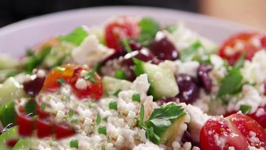 Not My Mamas Meals: Mediterranean Couscous Salad - Video Dailymotion