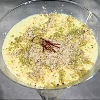 Malai Ki Kheer Recipe Delicious Rice Kheer Cooked With Ground Rice Condensed Milk Khoya Cream And Nuts Indian Pudding Kheer Recipe Indian Dessert Recipes