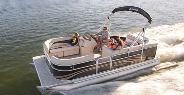 Pontoon Boat Rentals Brightside Wooden Boat Things To Do