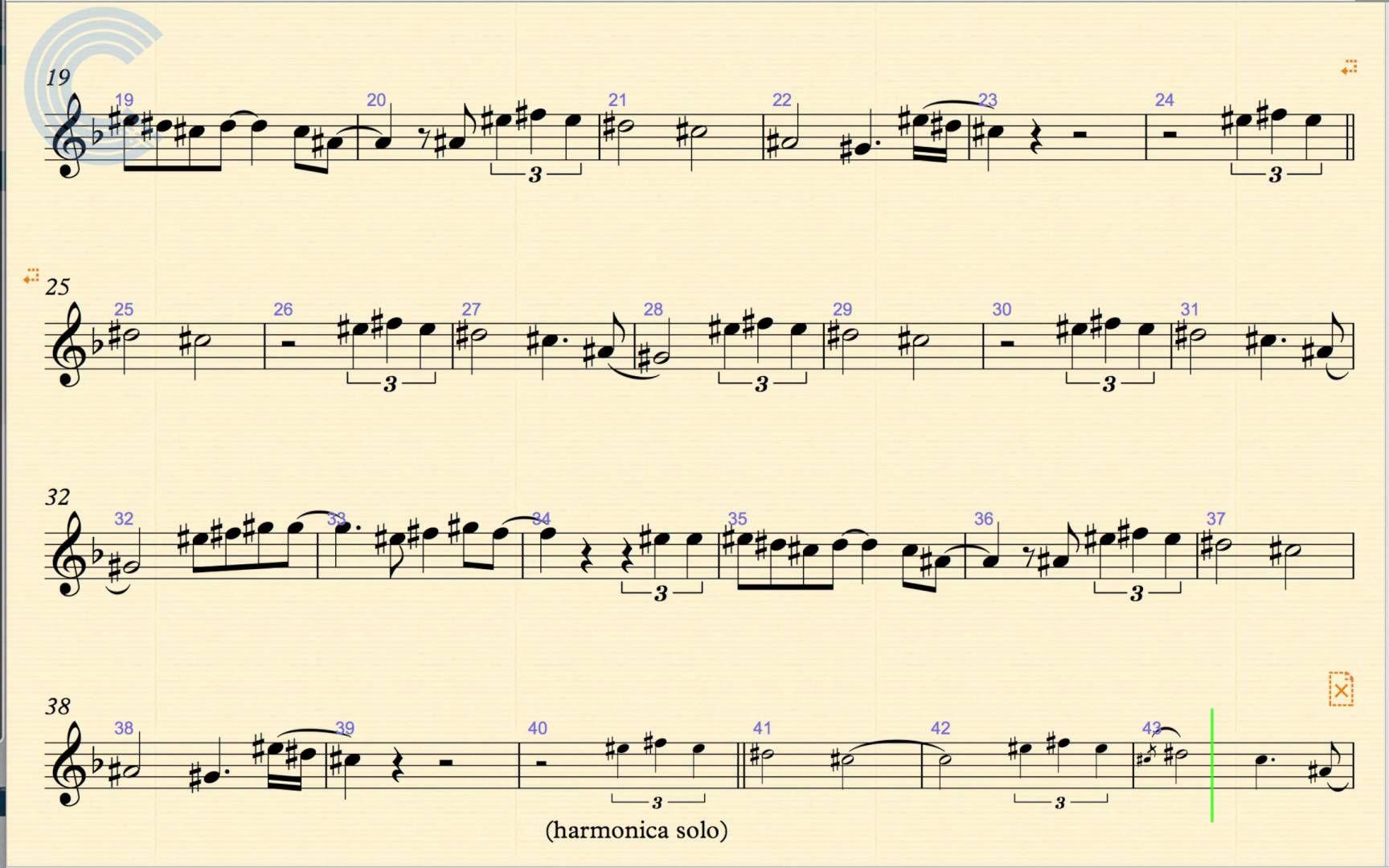 Alto Sax Isnt She Lovely Stevie Wonder Sheet Music Chords