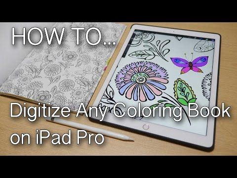 4000 Coloring Book For Ipad Pro Pencil HD
