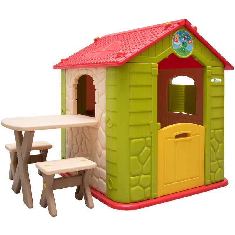 Cabane De Jardin Pour Enfant Table De Jeux Enfant Cabane Enfant