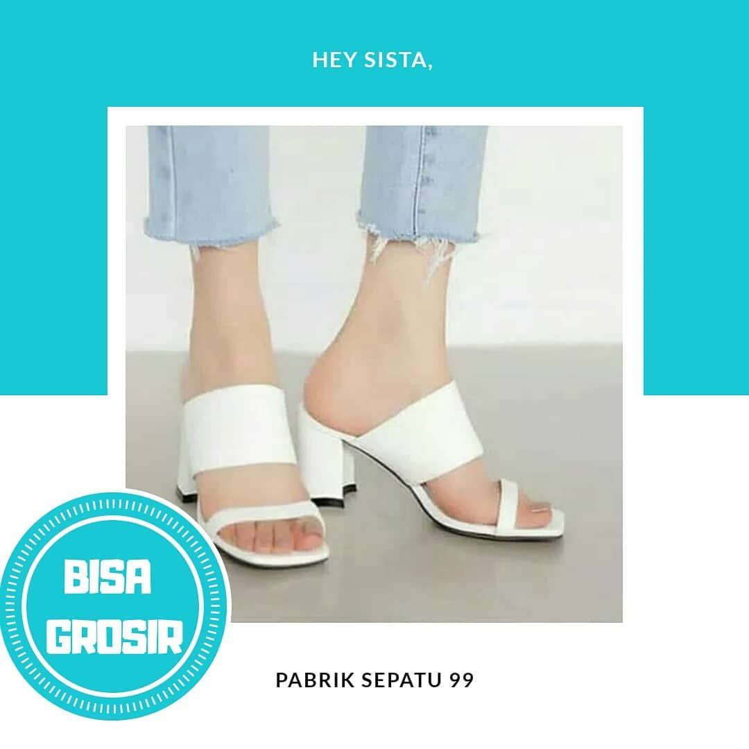 Jual Sepatu High Heels Cantik Murah Pusat Grosir Sepatu Dan