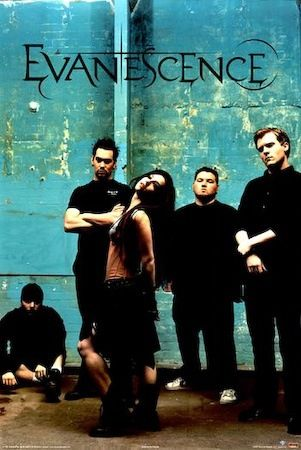 Evanescence Evanescence Amy Lee Bring Me To Life