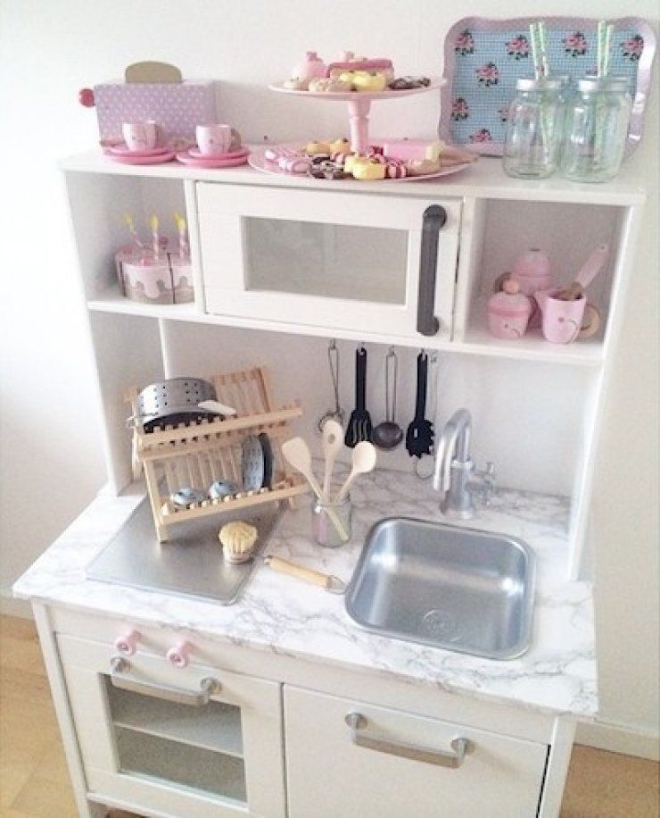 Marble Duktig Kitchen Dramatic Play Pinterest Marbles Kitchens And Playrooms