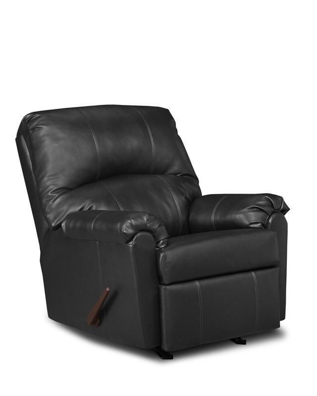Brilliant United Furniture Industries U278 19 Windsor Black Rocker Short Links Chair Design For Home Short Linksinfo