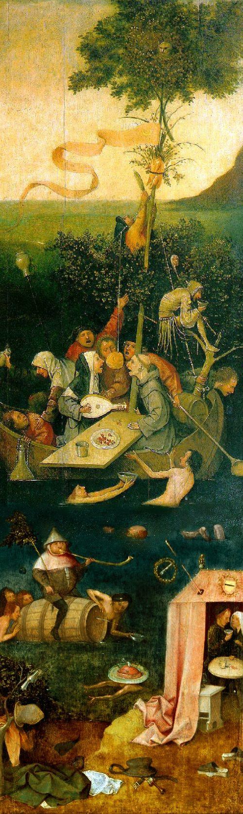 La Nef Des Fous (bosch) : (bosch), Hieronymus, Bosch