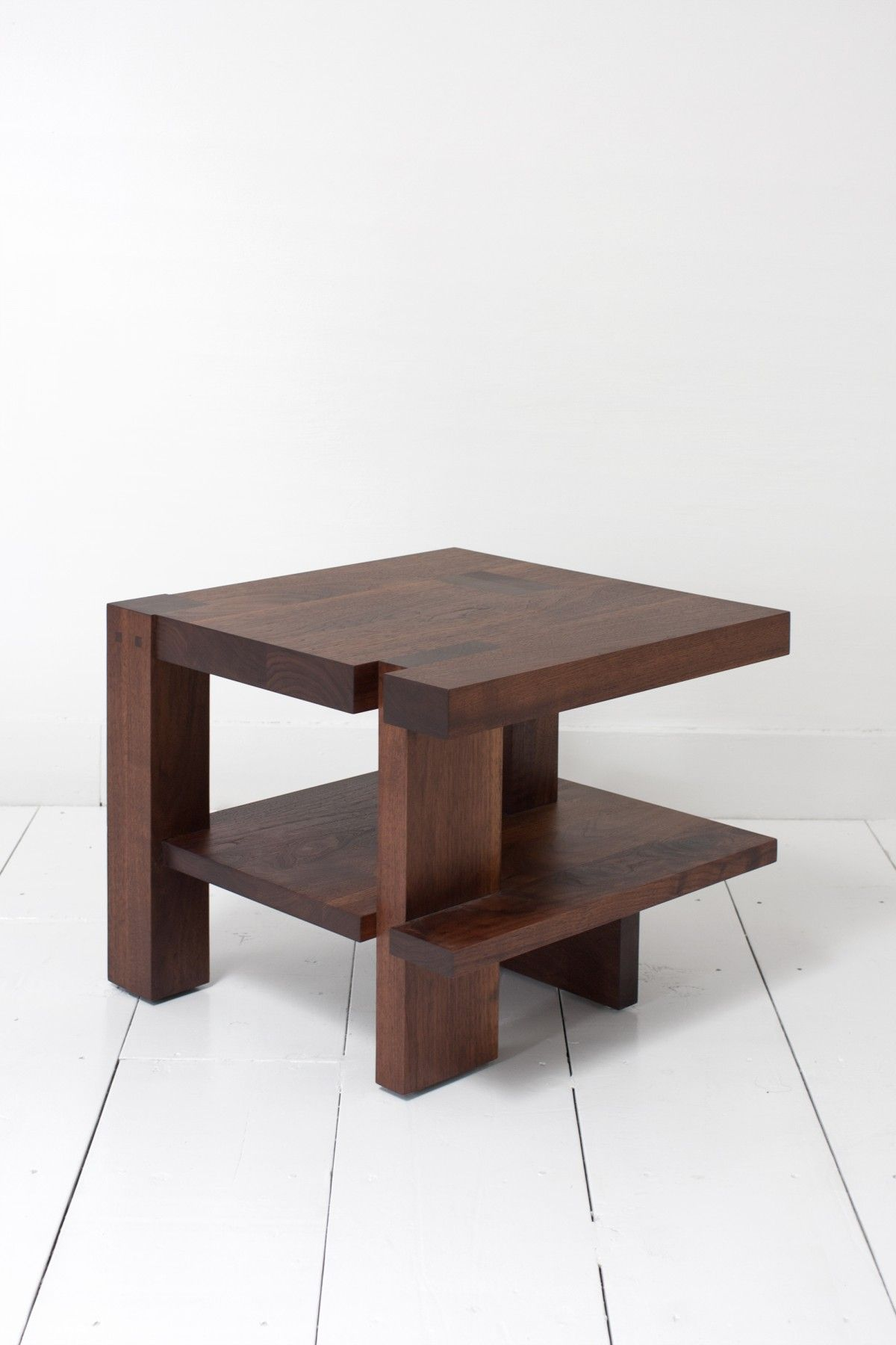 FURNITURE LEAF SIDE TABLE BDDW