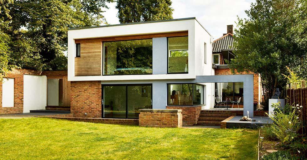Extension designed by matt maisuria architects extension - Bungalow extension designs ...