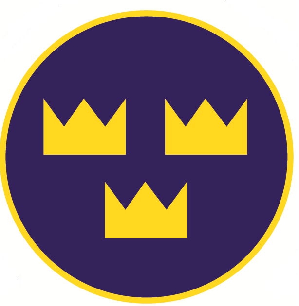 Crown Logo From The Swedish Crown Restaurant In Lindsborg Ks 67456