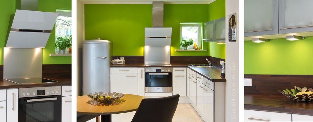 Kleine Küche Farblich Gestalten   Stunning Kuche Welche Farbe Ideas House Design Ideas