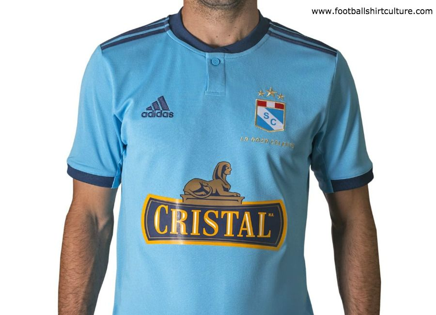 00abc8723 Sporting Cristal 2019 Adidas Home Kit  CamisetaSC2019  SportingCristal   Adidasfootball  FuerzaCristal