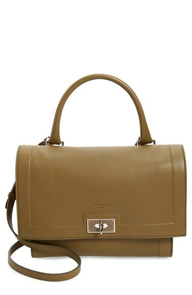 GIVENCHY  Small Shark Tooth  Leather Satchel.  givenchy  bags  shoulder bags   hand bags  lining  satchel  suede 0648b2ab2208a