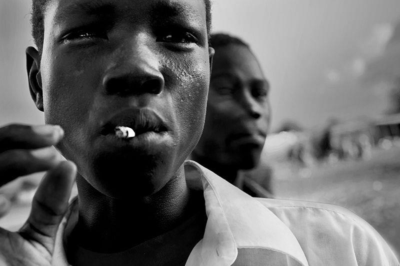 """Camille Lepage - Photojournalist - """"Vanishing youth"""""""