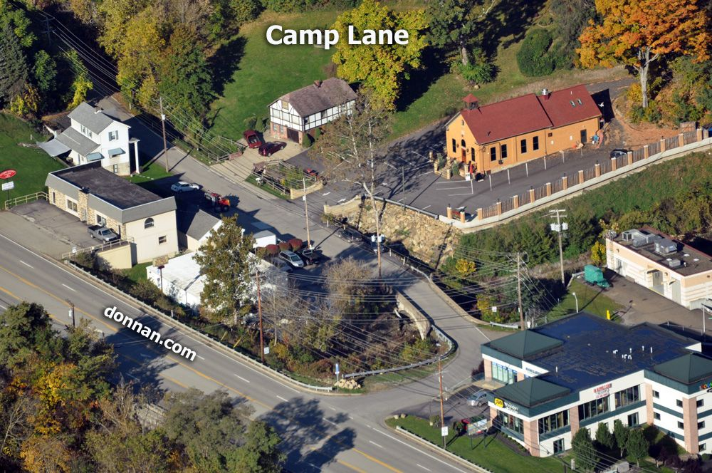 Camp Lane In Peters Township Pa With Images House