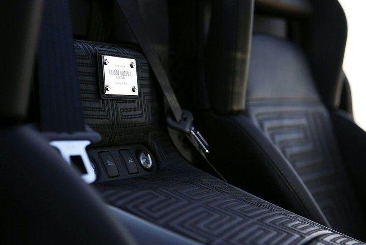 Versace Lamborghini Murcielago Lp640 Limited Edition Interior Cars