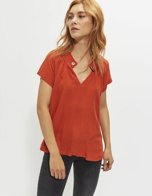 Blazer rojo mujer 2018