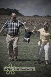 Higgins Grandparent Photos #grandparentphoto