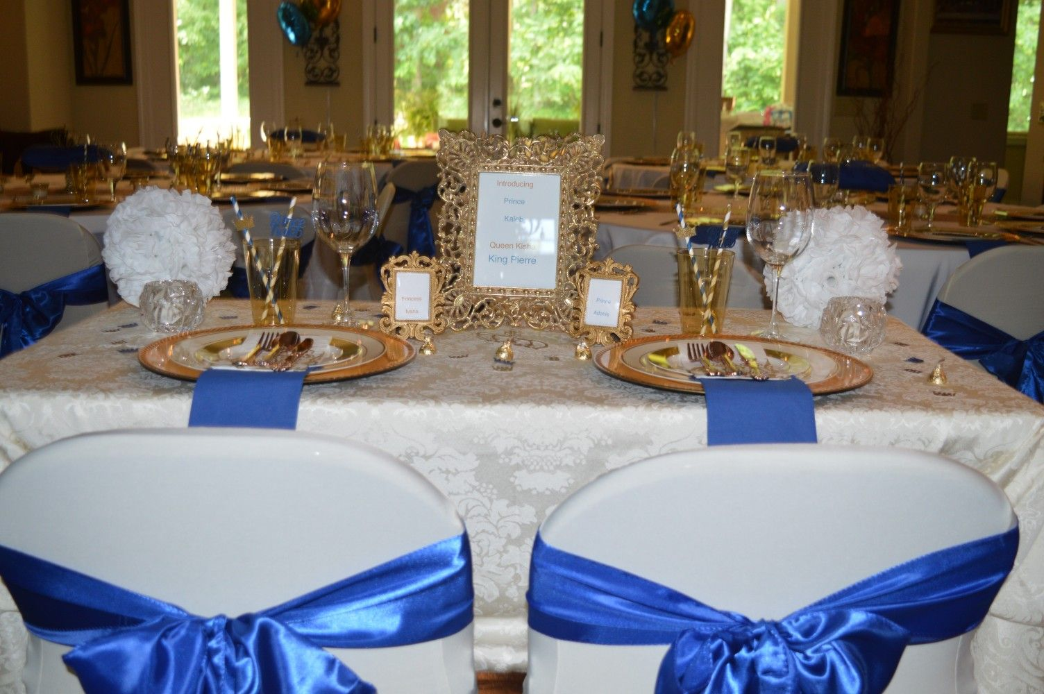Wedding decorations ghana  The Royal Table  Fabuleux Event Designs  Pinterest  Flowers