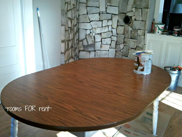 The 25 Best Painting Laminate Table Ideas On Pinterest
