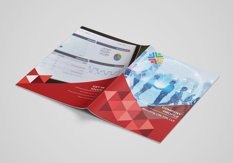 Pushpo Pro I Will Design A Professional Brochure Company Profile In 12 Hrs For 5 On Fiverr Com Professional Brochure Company Profile Professional Brochure Design