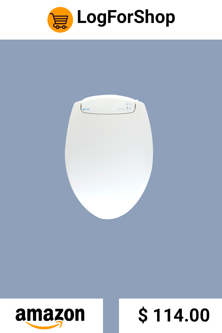 Buy A Used Brondell L60 Ew Lumawarm Heated Nightlight Elongat