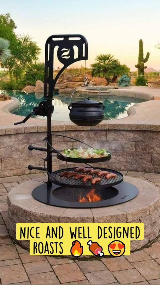 22 Barbecue davvero fantastici e molti fai da te.