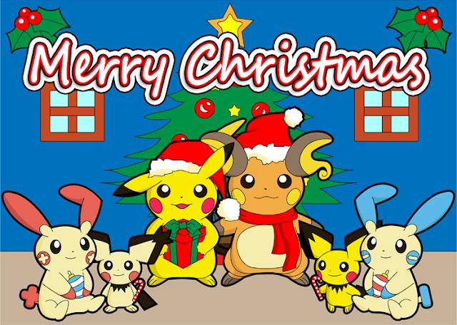 Pokemon Xmas Christmas Wallpaper Hd 4k Download Christmas Pokemon Christmas Wallpaper Christmas Wallpaper Hd