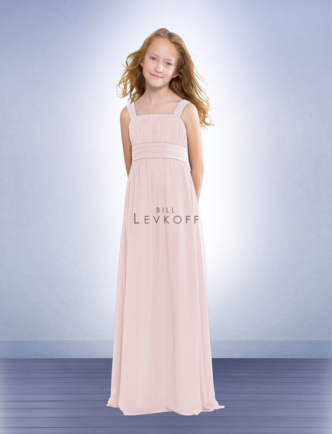 4ae5ab10f1 Junior Bridesmaid dress of style 38002 - Flower Girl And Junior Bridesmaids  by Bill Levkoff
