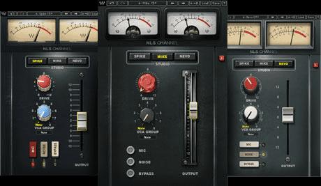 Analog Summing Plugin Nls Waves Plugins Waves Audio Waves