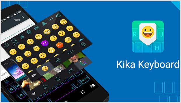Kikatech Brings Amazing Emojis, Trending Stickers and GIFs