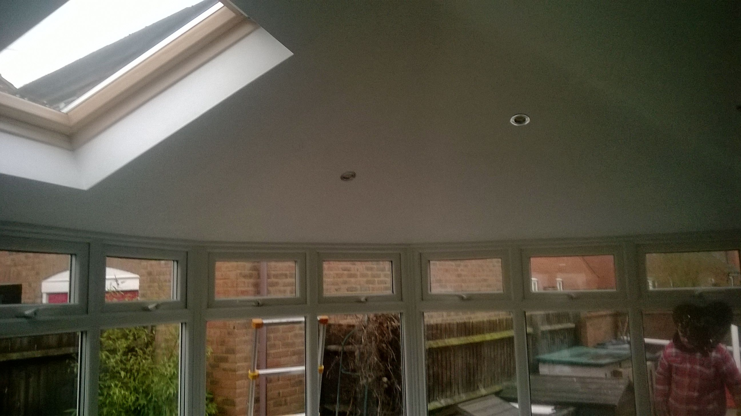 Internal View Of Double Hipped Victorian Tiled Conservatory Roof Tiled Conservatory Roof Conservatory Roof House