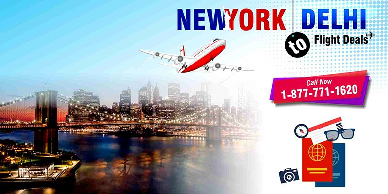 Check out popular departing New York to Delhi flights, and