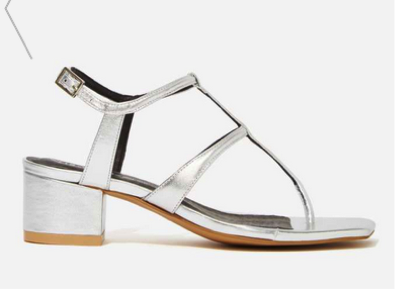 The block-heel sandal is unassumingly chic, a true workhorse (so easy to walk in!), and goes with any summer outfit. Shop the 10 best styles, all under $100. Here, Jeffery Campbell Jewett Leather Sandal.