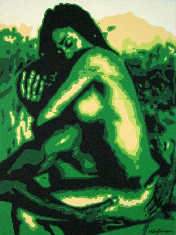 art African erotic american