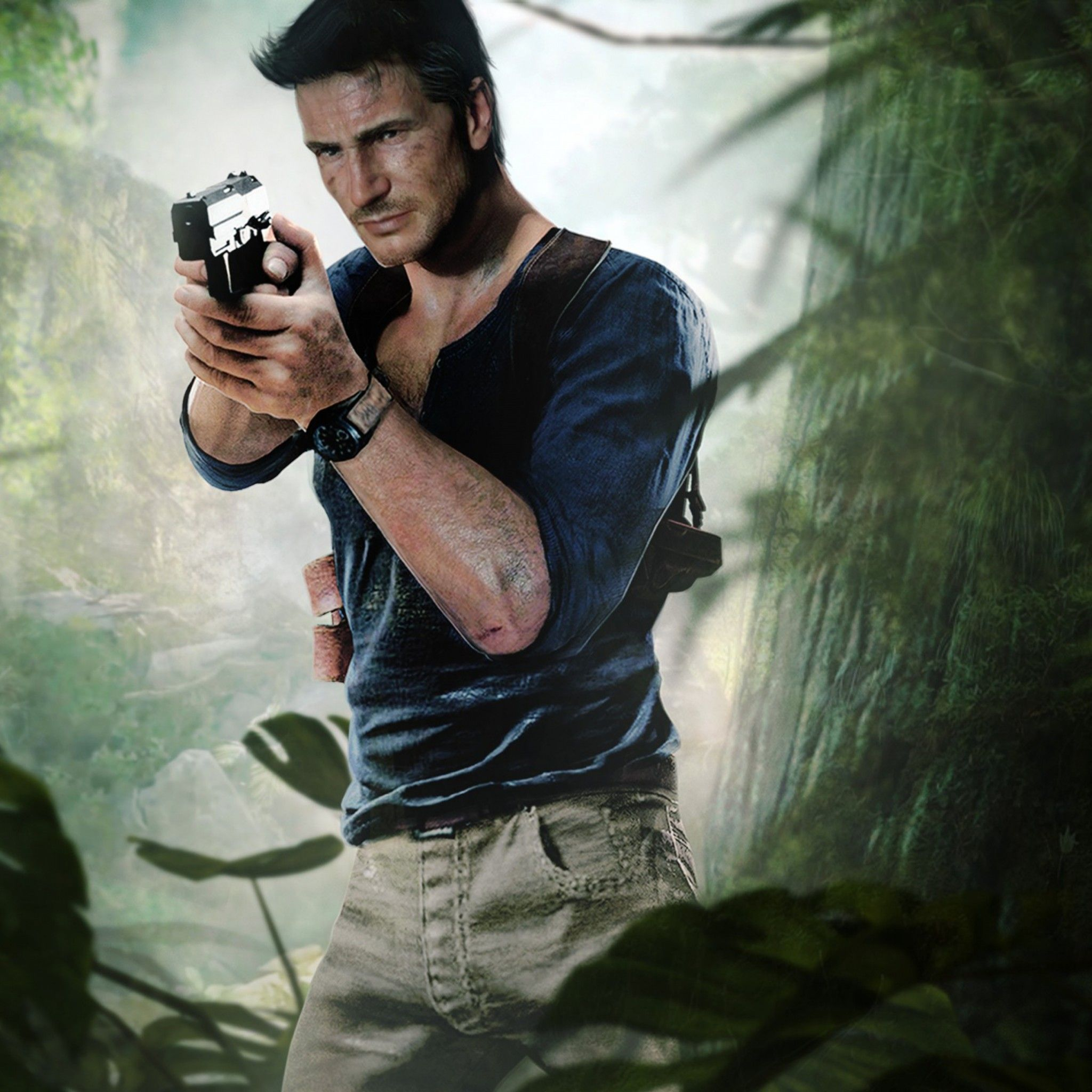 Naughty Dog Uncharted Tap To See More Wallpaper Of Uncharted 4 A Thief S End Game Mobile9 Uncharted Uncharted A Thief S End A Thief S End