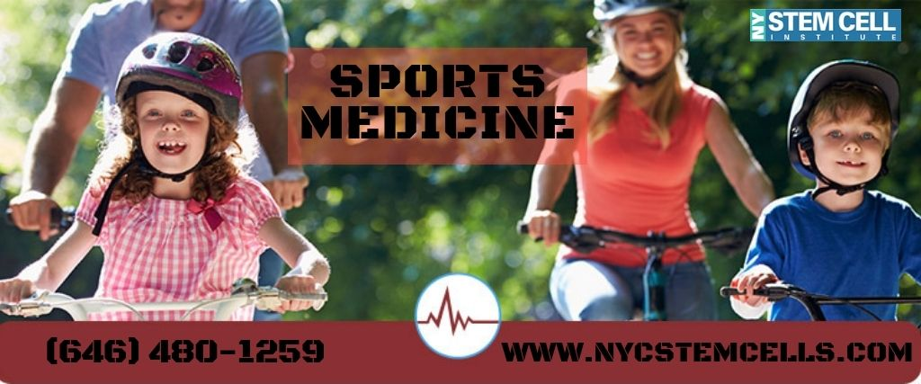 Sports medicine NYC doctors help athletes on a variety of