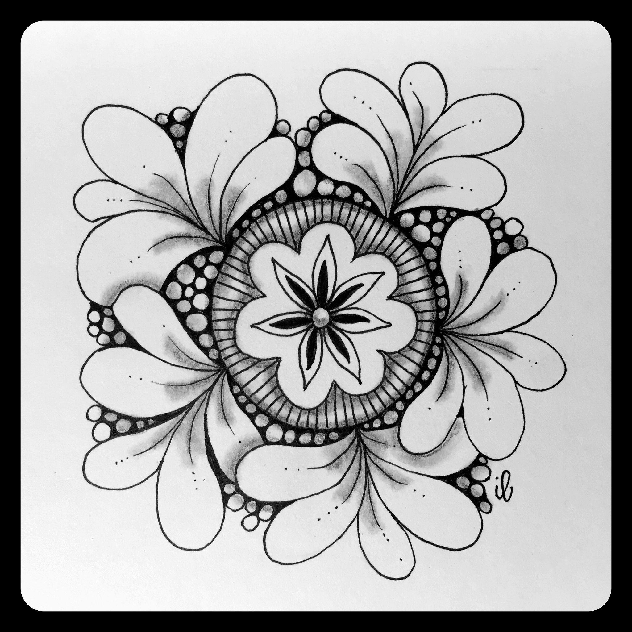 Flux flower