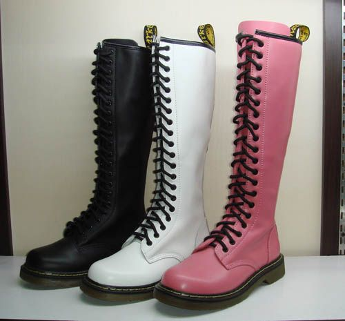 punk rock boots in 2019 | Doc martens boots, Shoes boots