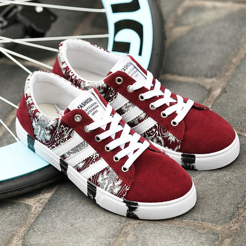 Fashion White Breathable Flat Shoes Lace-up Women Casual Sports Harajuku Skateboarding Shoes ( Color : Green  Size : 39 )