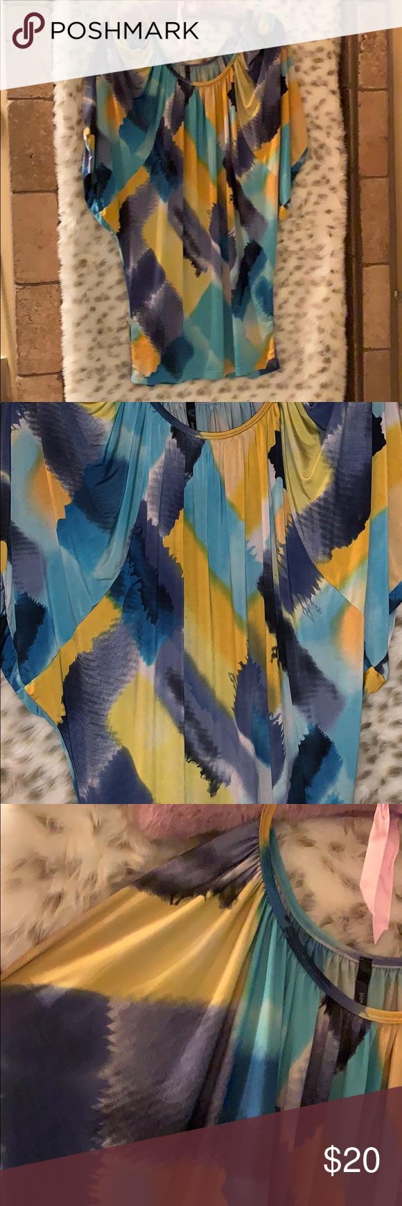 Blue And Yellow Dress Blue And Yellow Dress Yellow Dress Silk Material [ 1740 x 580 Pixel ]