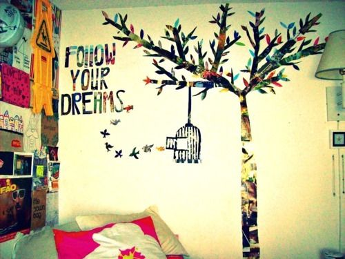 this would be so cool to make   living   Pinterest   Dorm, Magazines ...